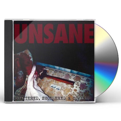Unsane SCATTERED SMOTHERED & COVERED CD