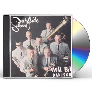 Wild Bill Davison SURFSIDE JAZZ CD