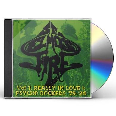 St. Elmo's Fire REALLY IN LOVE!: PSYCHO ROCKERS 1979-84 1 CD
