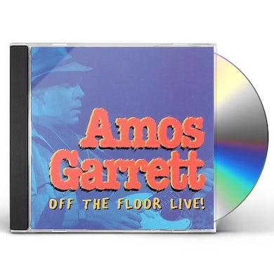 Amos Garrett OFF THE FLOOR LIVE CD