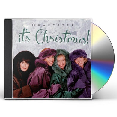 Quartette IT'S CHRISTMAS CD