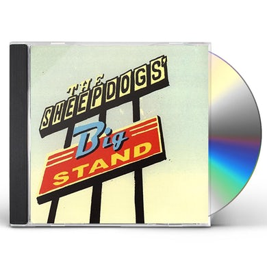 The Sheepdogs' BIG STAND CD