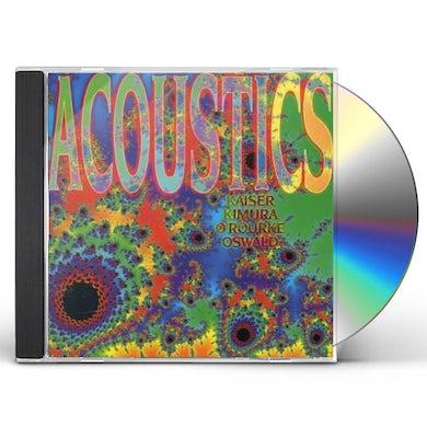 Henry Kaiser ACOUSTICS CD