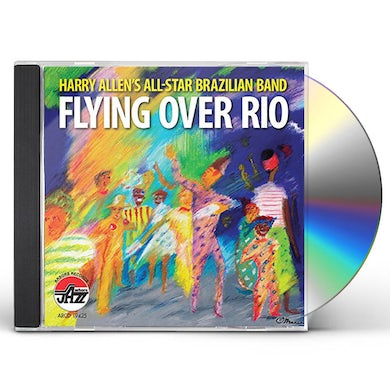 FLYING OVER RIO CD