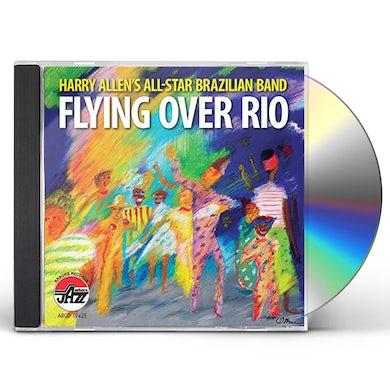 Harry Allen FLYING OVER RIO CD