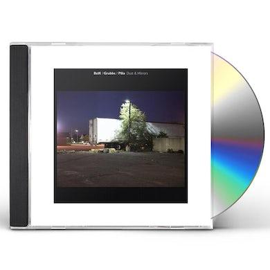 David Grubbs / Andrea Belfi / Stefano Pilia DUST & MIRRORS CD