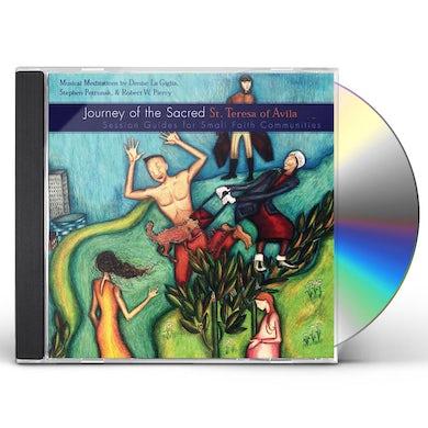 Stephen Petrunak JOURNEY OF SACRED: ST. TERESA CD