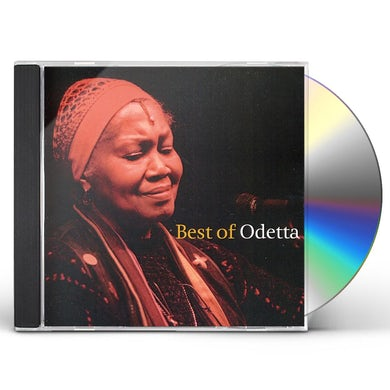 BEST OF ODETTA CD