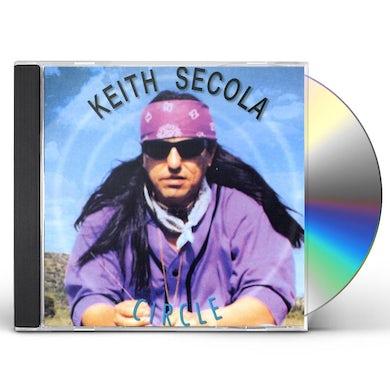 Keith Secola CIRCLE CD