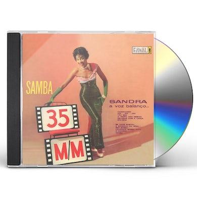 Sandra SAMBA 35MM CD