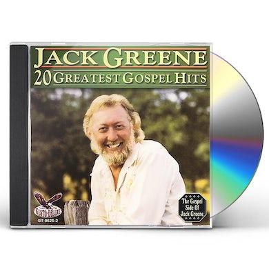 20 GREATEST GOSPEL HITS CD