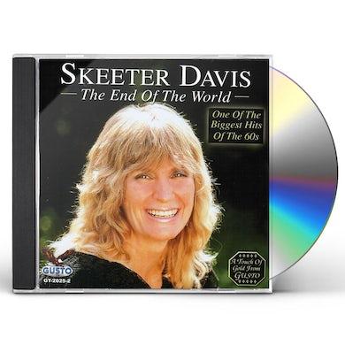 Skeeter Davis END OF THE WORLD CD