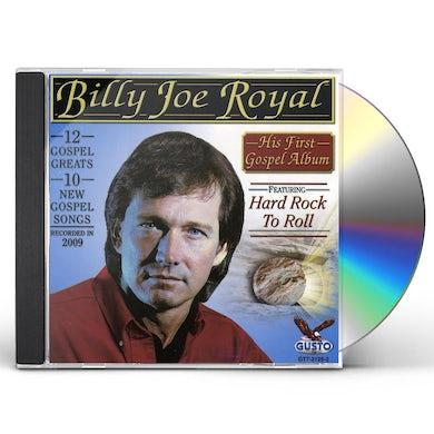HIS FIRST GOSPEL ALBUM: HARD ROCK TO ROLL CD