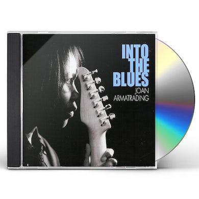 Joan Armatrading INTO THE BLUES CD