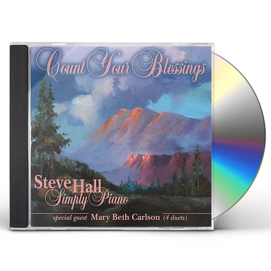 Steve Hall COUNT YOUR BLESSINGS CD