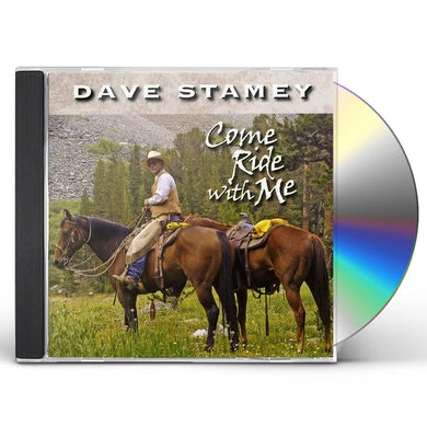 Dave Stamey COME RIDE WITH ME CD