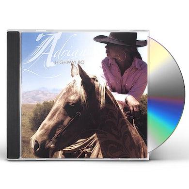 Adrian HIGHWAY 80 CD