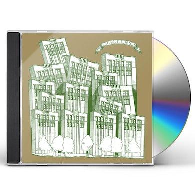 HOW I LEARNED TO WRITE BACKWARDS CD