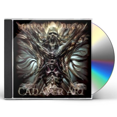 Mortal Decay CADAVER ART CD