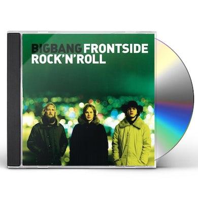 BIGBANG FRONTSIDE ROCK N ROLL CD