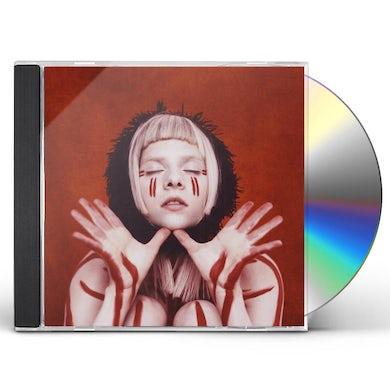 Aurora A DIFFERENT KIND OF HUMAN (STEP II) CD