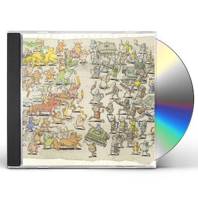 Dance Gavin Dance INSTANT GRATIFICATION CD