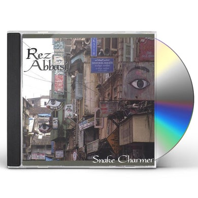 Rez Abbasi  SNAKE CHARMER CD