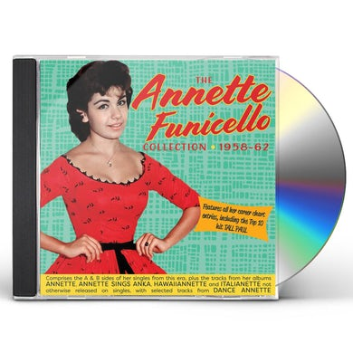 The Singles & Albums Collection 1958-62 CD