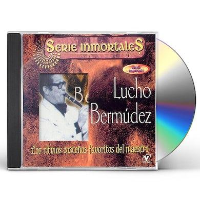 Lucho Bermudez RITMOS COSTENOS FAVORITOS DEL MAESTRO CD