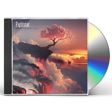 Fightstar BEHIND THE DEVIL'S BACK CD