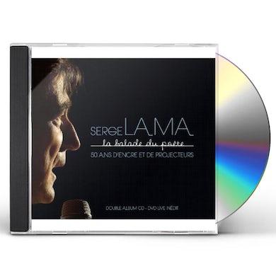 Serge Lama LA BALADE DU POETE LIVE CD