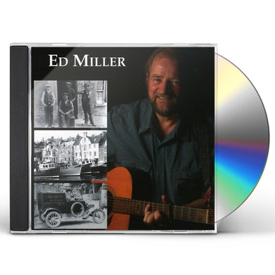 Ed Miller GENERATIONS OF CHANGE CD