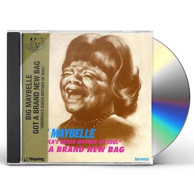 Big Maybelle GOT A BRAND NEW BAG CD