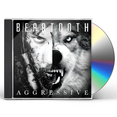 Beartooth AGGRESSIVE CD