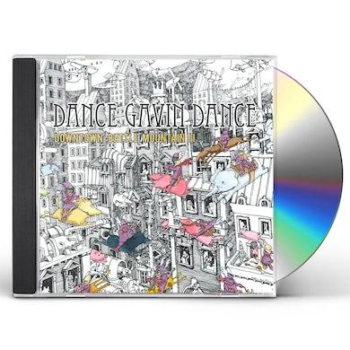 Dance Gavin Dance DOWNTOWN BATTLE MOUNTAIN II CD