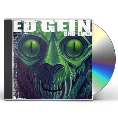Ed Gein BAD LUCK CD