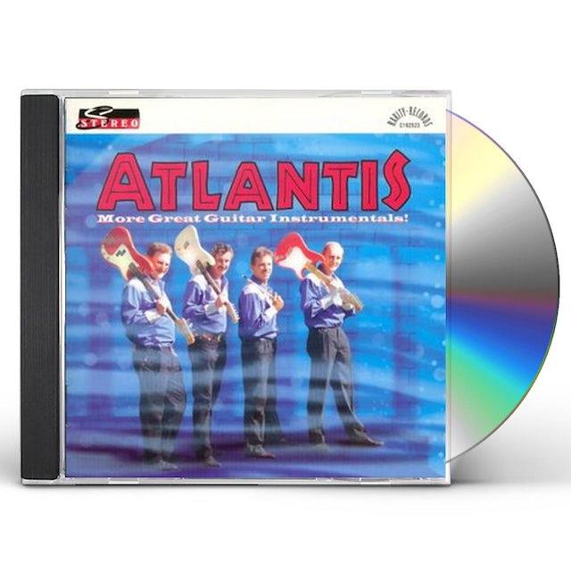 Atlantis MORE GREAT GUITAR INSTRUMENTALS CD