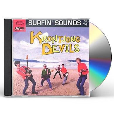 Krontjong Devils SURFIN' SOUNDS CD