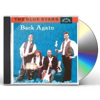 Blue Stars BACK AGAIN CD
