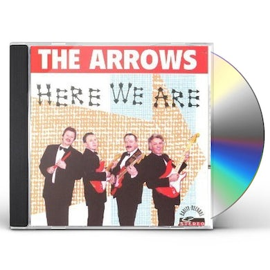Arrows HERE WE ARE CD