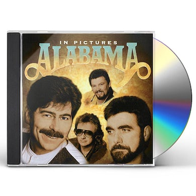 Alabama IN PICTURES CD
