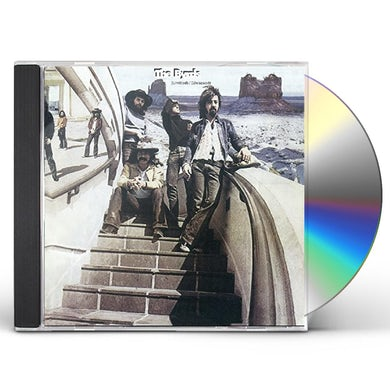 The Byrds UNTITLED / UNISSUED CD