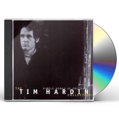 Tim Hardin SIMPLE SONGS OF FREEDOM CD