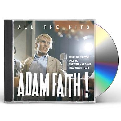 Adam Faith ALL THE HITS CD