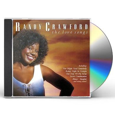 Randy Crawford LOVE SONGS CD
