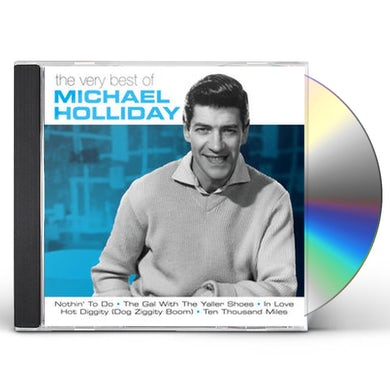 Michael Holliday VERY BEST CD