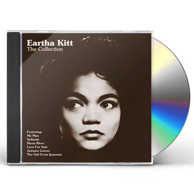 Eartha Kitt COLLECTION CD
