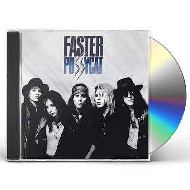 FASTER PUSSYCAT CD