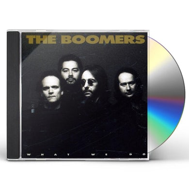 Boomers WHAT WE DO CD