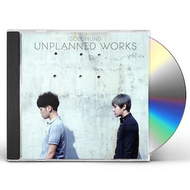 Goldmund UNPLANNED WORKS CD